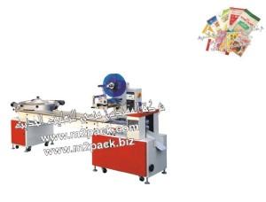 ماكينة التعبئة والتغليف الآتوماتيكية ذات شكل الوسادة موديل 278