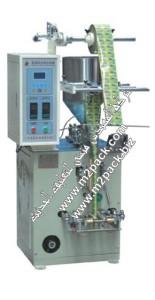 ماكينة تعبئة السوائل الأتوماتيكية ذو لحام ثلاثي موديل 608